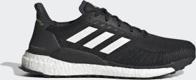 adidas Solar Boost 19 core black/cloud white/signal green (Herren) (FW7814)