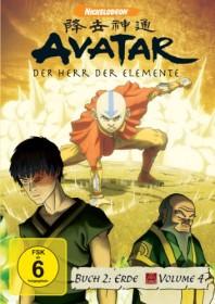 Avatar, der Herr der Elemente - Buch 2: Erde Vol. 4 (DVD)