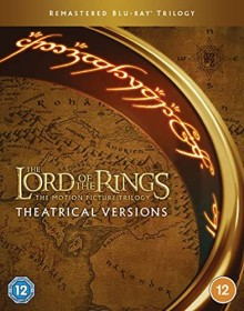 The Lord Of The Rings Box (movies 1-3) (Blu-ray) (UK)