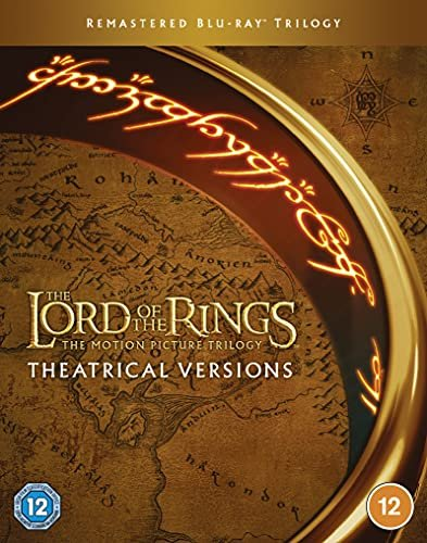 The Lord Of The Rings Box (movies 1-3) (Blu-ray) (UK) -- via Amazon Partnerprogramm