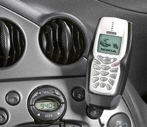 Nokia KFZ-Einbaufreisprecheinrichtung (CARK134)