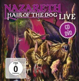 Nazareth - Hair Of The Dog Live (DVD)