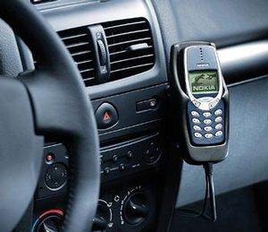Nokia samochód-zestaw głośnomówiący do zabudowy (CARK128)