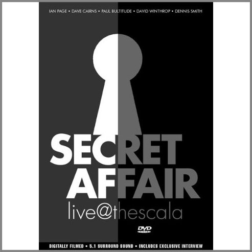 Secret Affair - Live at the Scala -- via Amazon Partnerprogramm