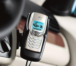 Nokia car-Einbaufreisprecheinrichtung (CARK132)