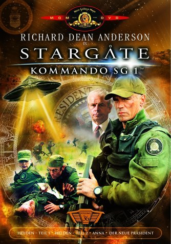 Stargate Kommando SG1 Vol. 36 -- via Amazon Partnerprogramm