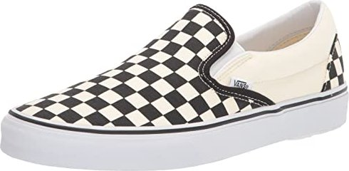 vans slip on checkerboard herren