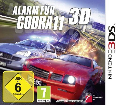 Alarm für Cobra 11 (deutsch) (3DS) -- via Amazon Partnerprogramm