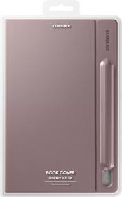 Samsung EF-BT860 Book Cover for Galaxy Tab S6 brown (EF-BT860PAEGWW)