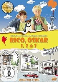 Rico, Oskar Teil 1-3 (DVD)