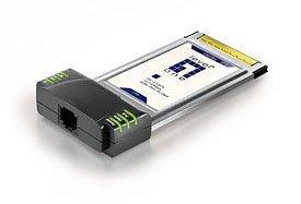 Level One FPC-0106TX, 1x 100Base-TX, Cardbus