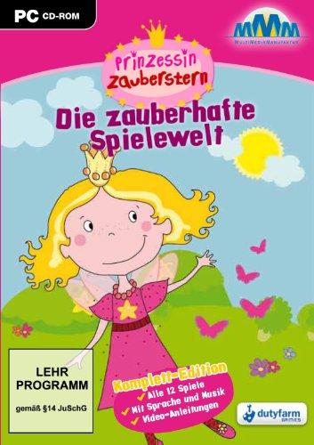 Prinzessin Zauberstern (deutsch) (PC) -- via Amazon Partnerprogramm