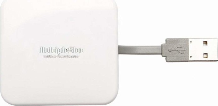 PNY Multi-Slot-Cardreader, USB-A 2.0 [Stecker] (AXP724)