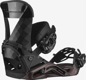 Salomon Mirage Softbindung schwarz (Damen) (Modell 2020/2021) (412009)