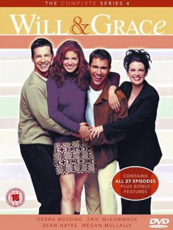 Will & Grace Season 4 (UK) -- via Amazon Partnerprogramm