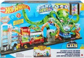 Mattel Hot Wheels Ultimate Octo Car Wash (GTT96)