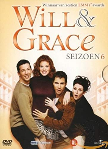 Will & Grace Season 6 (UK) -- via Amazon Partnerprogramm