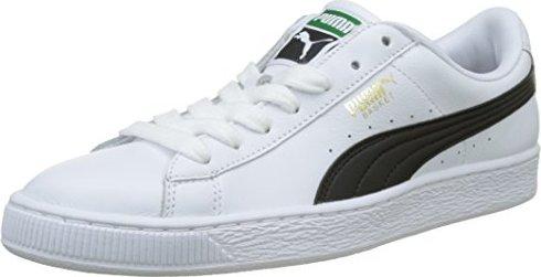 promo code 77c71 b1d27 Puma Heritage Basket Classic white/black (men) (354367-22) from £ 39.60