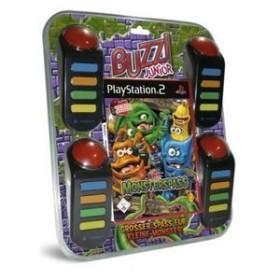 Buzz Junior: Monsterspaß - inkl. 4 Buzzer (PS2)
