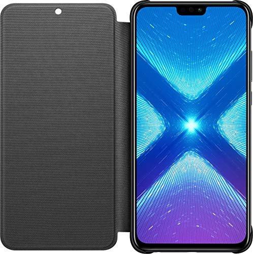 Huawei Flip Cover für Honor 8X schwarz (51992769) -- via Amazon Partnerprogramm