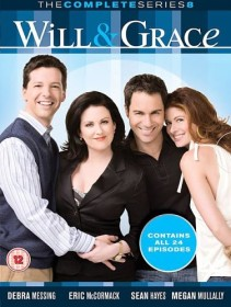 Will & Grace Season 8 (DVD) (UK)