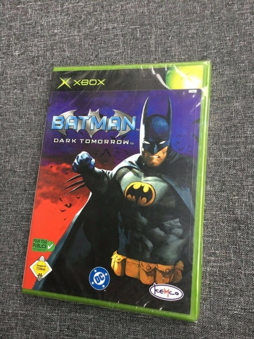 Batman: Dark Tomorrow (niemiecki) (Xbox) -- via Amazon Partnerprogramm