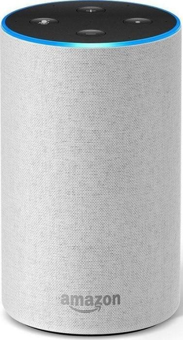 Amazon Echo 2. Generation sandstein (B06ZYW1XBT)