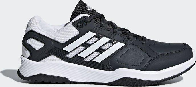 innovative design 41971 e3c6e adidas Duramo 8 Trainer carbon ftwr white core black (men) (CG3502