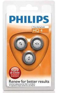3x Scherkopf Ersatz für Philips 720RL 875RX 965PE HP1328 HP1601 HQ132 HQ320