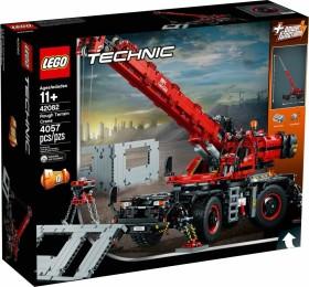 LEGO Technic - Geländegängiger Kranwagen (42082)