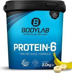 BodyLab24 Protein 6 Banane 2kg