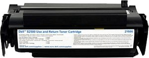 Dell 2Y666 Use & Return Toner schwarz (593-10024)