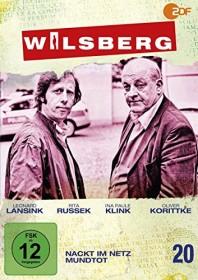 Wilsberg Vol. 20: Nackt im Netz/Mundtot (DVD)