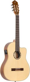 Ortega RCE125SN Thinline natural