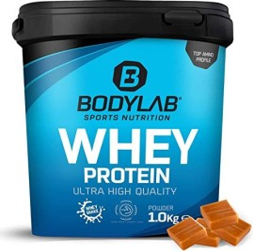 BodyLab24 Whey Protein Toffee 1kg