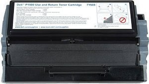 Dell 7Y610 Use & Return Toner black high capacity (593-10010)