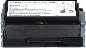 Dell 7Y610 Use & Return Toner schwarz hohe Kapazität (593-10010)