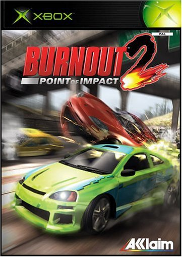 Burnout 2: Point of Impact (niemiecki) (Xbox) -- via Amazon Partnerprogramm