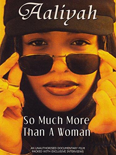 Aaliyah - So much more than a Woman -- via Amazon Partnerprogramm