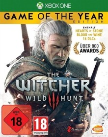 The Witcher 3: Wild Hunt - Game of the Year Edition (Download) (Xbox One)
