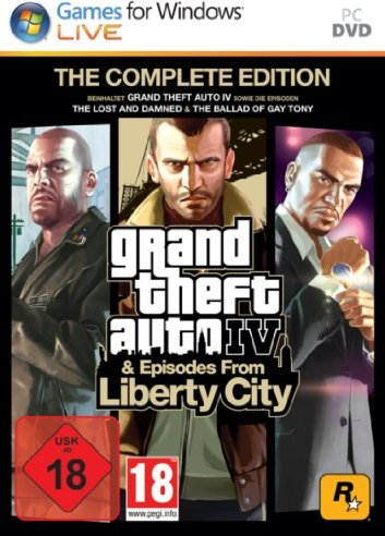 Grand Theft car IV - Complete Edition (German) (PC) -- provided by bepixelung.org - see http://www.bepixelung.org/1549