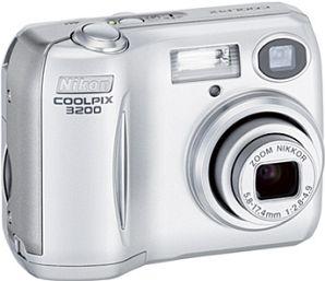 Nikon Coolpix 3200 (różne zestawy)