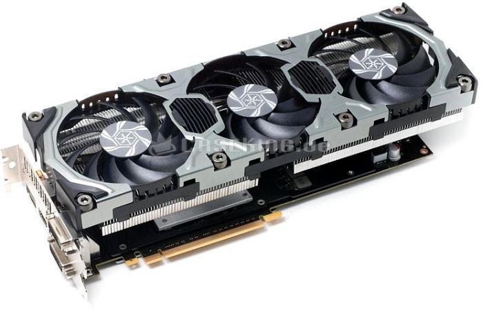Inno3D GeForce GTX 780 iChill HerculeZ X3 Ultra, 6GB GDDR5, 2x DVI, HDMI, DisplayPort (C78V-1SDN-N5HSX) -- © caseking.de