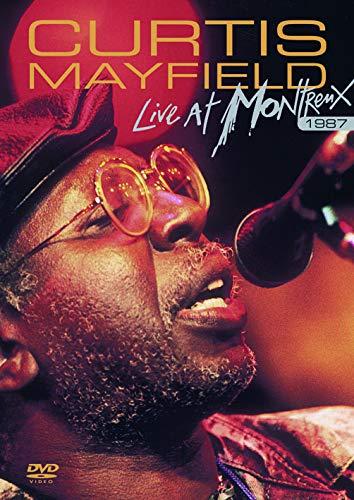 Curtis Mayfield - Live at Montreux 1987 -- via Amazon Partnerprogramm