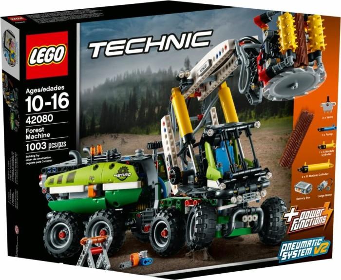 LEGO Technic - Forest Harvester (42080)