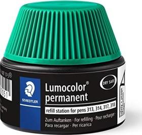 Staedtler Lumocolor 487 17 Permanentmarker Nachfüllstation grün (487 17-5)
