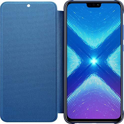 Huawei Flip Cover für Honor 8X blau (51992770) -- via Amazon Partnerprogramm
