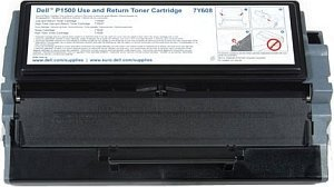 Dell 7Y608 Use & Return Toner schwarz (593-10007)