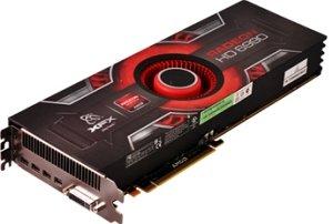 XFX Radeon HD 6990, 2x 2GB GDDR5, DVI, 4x mini DisplayPort (HD-699A-ENF9)