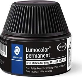 Staedtler Lumocolor 487 17 Permanentmarker Nachfüllstation schwarz (487 17-9)